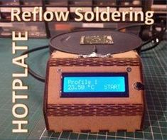 Picture of Reflow Soldering Hotplate