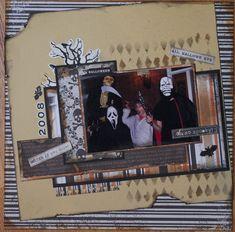 Halloween 2008 - Scrapbook.com