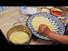MA MÈRE RÉALISE UN COUSCOUS ÉCONOMIQUE FACILE (CUISINE RAPIDE) - YouTube Oatmeal, France, Breakfast, Ethnic Recipes, Photos, Food, Drinks, Cooker Recipes, Dish