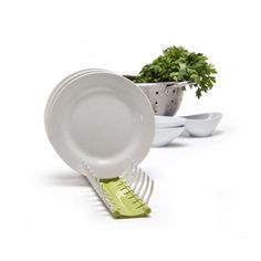 Mini folding dish rack