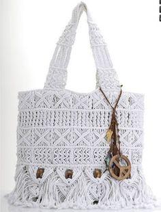 Ideas en Crochet: Macrame