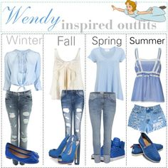 """Wendy inspired outfits :)"" by shannonstyles on Polyvore"
