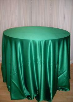 Emerald Matte Satin linen #emerald #linen #chairdecor #linenfactory #event #finelinen #tabledecor