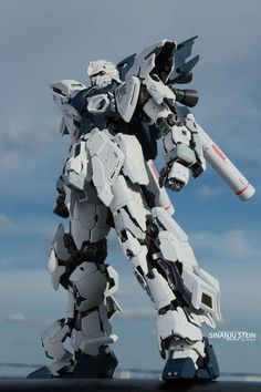 GUNDAM GUY: GUNDAM GUY: READERS FEATURE GUNPLA BUILD - MG 1/100 Sinanju Stein by jozaeh