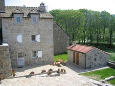 Gite rural Lozère en pleine nature à Le Malzieu Forain, petit hameau de Margeride