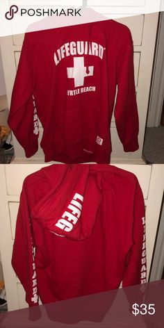 568a55a5d558 Lifeguard Sweatshirt Great condition! I love it but the sleeves are too  short for me ( Lifeguard Tops Sweatshirts   Hoodies