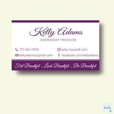 younique business cards elegant younique personalized business