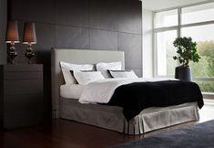 Cannes - Designer Double beds by Schramm ✓ Comprehensive product & design information ✓ Catalogs ➜ Get inspired now Cannes, Elegant, Living Spaces, Master Bedroom, Interior Design, Home Decor, Furniture, Double Beds, Foyer