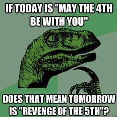 if today is...