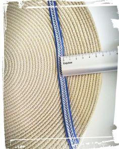 Faire un panier tendance rafiat set de table rond été cousu main handmade couture sac iris sezane monblabladefille.com