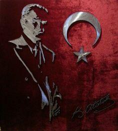 M.Kemal Atatürk. Filografi çalışmam