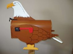 Eagle MAILBOX. You are looking for an original gift. Here the occasion to put a…