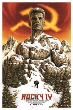Rocky IV. The best one.