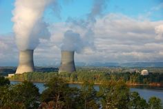 Sequoyah Nuclear Power Plant  Chattanooga, Tennessee