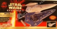 Star Wars Episode I Electronic Escape From Naboo Skill and Action Game @ niftywarehouse.com #NiftyWarehouse #Geek #Products #StarWars #Movies #Film