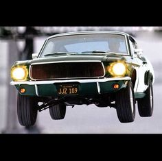 The Ford Mustang from Bullitt