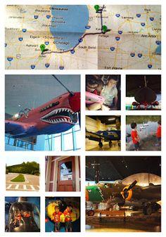 The Air Zoo (Kalamazoo, Michigan) and frankenmout splash