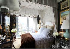 The Chinoiserie Bedroom - Alexa Hampton   Chinoiserie Chic   Bloglovin'