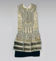 Paul Poiret, cirka 1924 MARRAKECH evening dress