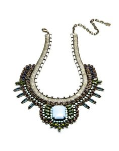 DANNIJO Eva Necklace #refinery29
