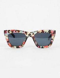 100 Sunglasses Under $100 : Lucky Magazine