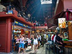 Mercado del Puerto en Montevideo