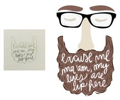 12/365 • Sexy Beard Problems <3 • Hand lettering 365 amandamcdesigns.com Hand lettered original design! Sketched with pencil and recreated in Illustrator exploring creativity, color, and design elements. © Amanda McIntosh. All rights reserved. #design #graphicdesign #graphicdesigner #typography #handlettering #handwriting #art #create #365 #project365 #artist #illustration #illustrator #amandamcdesigns #handdrawntype #lettering #marketing #beard #beards