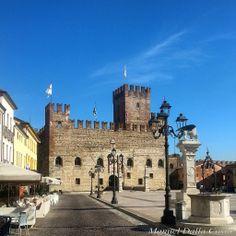 Marostica Castle, Marostica (Vicenza), Veneto, Italy (by Manuel Dalla Costa) http://instagram.com/dallamanuel