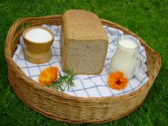 zitny chleba s kvaskom do pekarne