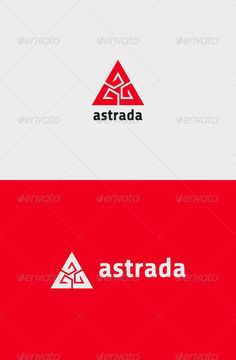 Astrada Logo by descarteshouston A simple and excellent logo template suitable for a company, website, aviation, business, etc. Features: Vector format File format