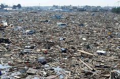 Japan tsunami and earthquake damage #japan #tsunami #earthquake