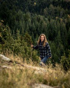 Hiking in Omberg