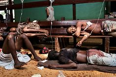 Camille Lepage • Documentary Photographer- Central African Republic