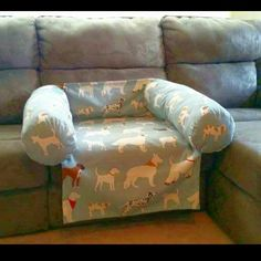 Couch pad for the furry ones
