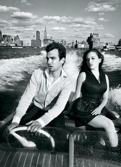 Jay Baruchel and Kat Dennings.