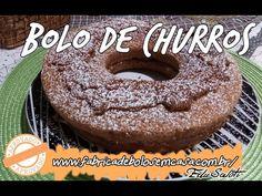 Bolo de Churros  TESTADO E APROVADO!!