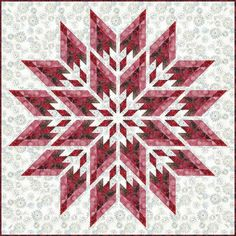 Prismatic Star Quilt Pattern by QuiltworxPrismatic Star Quilt Pattern by Judy Niemeyer and Quiltwor | Pattern & Book