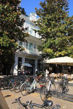 Heute habe ich einen Hoteltipp für eure Reise nach Meran in petto: das Kunsthotel ImperialArt im Herzen der Stadt in Südtirol.