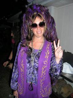 Janis Joplin Costume  sc 1 st  Pinterest & Janis Joplin costume idea   Halloween   Pinterest   Janis joplin ...