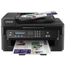 MULTIFUNCION EPSON INYECCION COLOR WORKFORCE WF2530WF FAX/ A4/ 9PPM / USB/ WIFI/ ADF