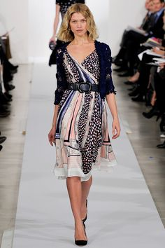 Oscar de la Renta Pre-Fall 2013 - Review - Fashion Week - Runway, Fashion Shows and Collections - Vogue - Vogue