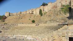 Teatro Romano, Málaga
