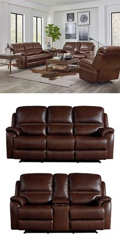 Contemporary styling and built for comfort, this collection is exactly what you need to complete your living room, den or man cave. Each piece in this group is covered in leather match giving you the luxurious feeling. Suitable for everyone, this collection features a 400lb weight rating and easy-to-use power reclining and headrest mechanisms. The Williams - Club Level by Bassett collection is a great option if you are looking for Contemporary furniture in the Memphis, TN, Southaven, MS area.