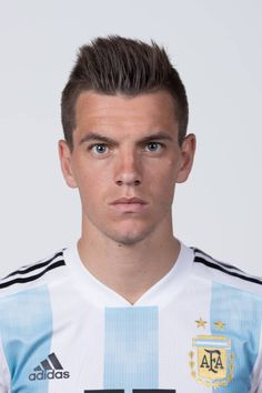 Giovani Lo Celso of Argentina poses for a portrait during the official FIFA World Cup 2018 portrait session on June 12 2018 in Moscow Russia Rugby, Argentina Football Team, Fifa World Cup 2018, Moscow Russia, Poses, Football Players, God, Portrait, Collection