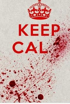 The only Keep Calm poster I like so far...