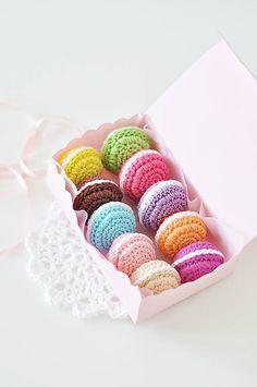 Liubov / Francúzske macarons set