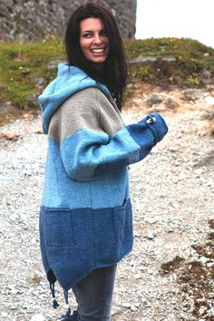 forever amano - THE DUFFLE CARDI