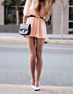 Legs like these... :D