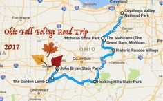 If you want to take some time to embrace the upcoming autumn season, consider road tripping through your home state during the peak fall foliage season.