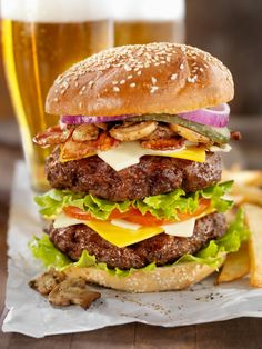 MAY 28 NATIONAL BURGER DAY... DIETS BE DAMNED! LOL